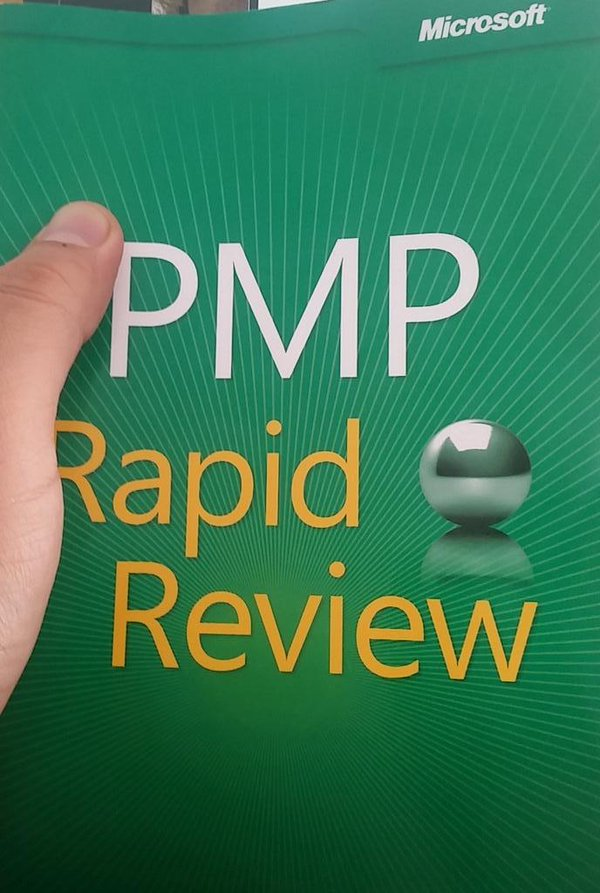 PMP Rapid Review by Sean Whitaker